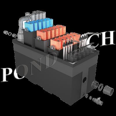 Фильтр для пруда и водоема до 250м3 Pondtech Bio-Filter 160
