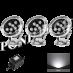 Поводный светильник Pondtech 929Led3 (Белый) Комплект