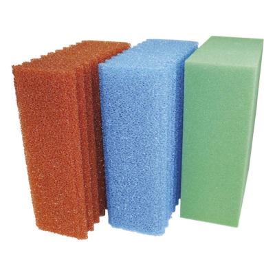 Cменная губка для фильтров Replacement foam blue BioSmart 18-36000