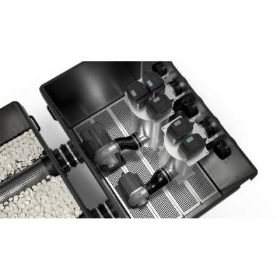 ProfiCl. Prem. XL discharge module grav. Модуль с барабанным фильтром, гравитационная система