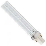 Лампа ультрафиолетовая  PL-L18W, G23, 2pin