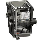 Модуль с барабанным фильтром (гравитационная система) ProfiClear Premium EGC