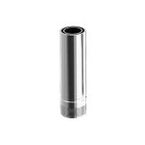 "Одноструйная фонтанная насадка Hollow jet mj 150, 1½"", 41 mm"