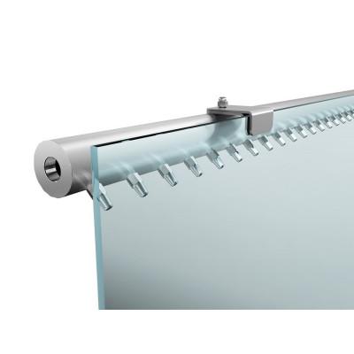 Фонтанная насадка линейная Glass mirror waterfall modular system sf-212