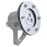 Подсветка для фонтана Light fixture mini rgb 6w/12v