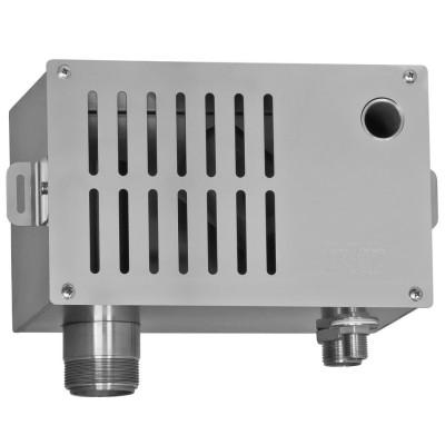 Pool management unit ls-200-vl (ls-200-vl) арматура из нержавеющей стали долива - перелива с датчиком уровня (3 сенсора)