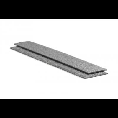 Крепежная лента Ecolat, размер 14 см x 10 мм x 3 м, серая