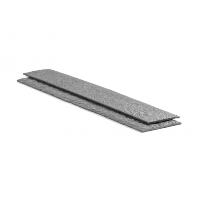 Крепежная лента Ecolat, размер 19 см x 10 мм x 2 м, серая