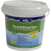 Средство для подготовки новой воды Teich-starter 25 кг