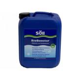 Препарат с активными бактериями в помощь системе фильтрации Biobooster 10 л