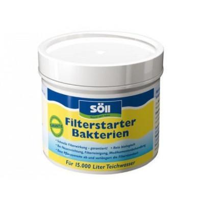 Сухие бактерии для запуска системы фильтрации Filterstarterbakterien 0,1 кг