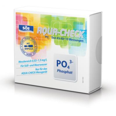 Phosphat-test, 10 tests