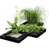 Плавающая корзина для водных растений,  35X35см
